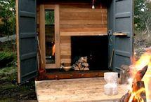 Building my own sauna..