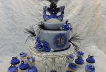 Masquerade / Carnaval Cakes