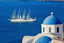 Egypt, Greece, Turkey / Hear the sounds, smell the aroma taste the spice...