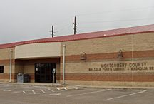 Magnolia / Malcolm Purvis Library in Magnolia, TX / by Montgomery County Memorial Library System