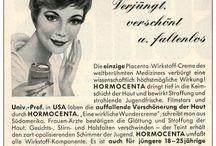 Alte Werbeanzeigen