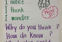 Anchor Charts / by Beth Pearson