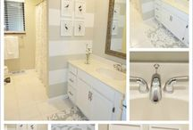 Guest bathroom / by Amanda Short