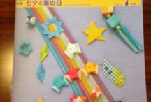 magazine from NOA july 2015 / in the july number from NOA i stand on page 6 and 7 with my origami