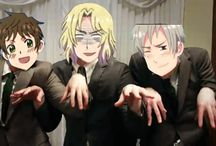 Bad Friends Trio