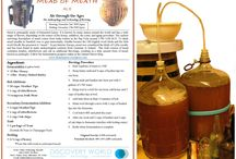 Mead Brewing / Gathering info, ideas and inspiration for my upcoming project: home brewing some mead!