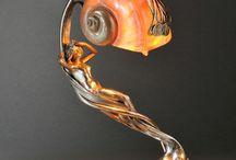 Lampy&art.nouveau.