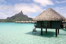 Polinesia / El paraíso en la Tierra.