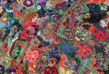 Free format crochet