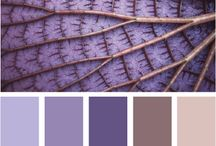 inspired in lila / violett