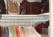 Our House - Master Closet / by Meredith Boniface