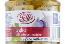 Condimenti Polli / Tutto il profumo e il sapore della tradizione italiana in una gustosa linea di pesti pronti da versare sulla pasta. Ottimi anche per sul pane tostato o per arricchire tramezzini e crostoni.