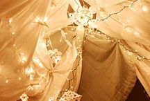 blanket fort / by Laura