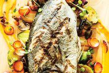 Recettes poissons / Redécouvrez le plaisir de manger du poisson, cuisiné avec un peu d'envie et beaucoup d'amour! #foudetriplea