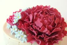 Sugar flower how to's