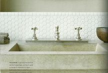 bathroom ideas / by Carrie Shryock (1canoe2)