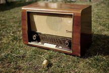 RaspBerry PI Old Radio Project
