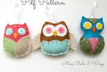 Craft Ideas { Felt ♥ }