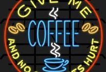 Coffee: My Cup Of Tea