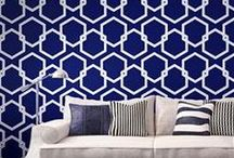 Regal Royal / Royal furniture has left the palace and booked the first flight to the city for an ultramodern look that is polished, sophisticated, and refined. Dive into the deep blues. Flirt with a hint of gold. This stately palette brings old school luxury home.