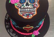 dia de muertos birthday party