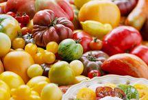Food Gardening / by Ann Nicholson