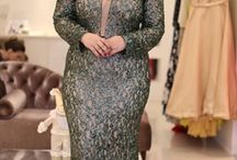 big size gown