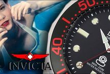 Ανακαλύψτε τα ΝΕΑ ρολόγια INVICTA μόνο στο OROLOI.GR!!!
