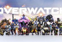 Overwatch / Sobre o universo de Overwatch,aqui vc irá encontrar coisas como: shipps,novidades,opiniões,easter eggs,curiosidades sobre os personegens e etc.