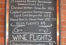 Craft Beer / Craft Beer at Next Door Kitchen and Bar in Ballston Spa, NY - http://www.eatdinnernextdoor.com