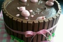 Торты / Забавные, необычные, роскошные и очень вкусные торты!!!