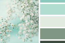 Colores pastel