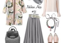 outfit muslimah