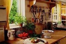 joyful kitchens / by Flor de Guisante