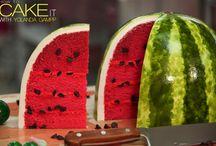 Rosa watermelon party