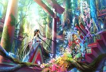Beautiful anime / mindem ami szép és elragadó vagy művészi