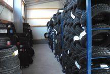 Reifen und Räder / Reifen und Felgen für PKW und LLKW in allen Größen erhältlich Reifen und Räder