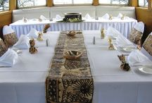 Catering for Tongan Wedding / Ideas, Display, Buffet and many more.....