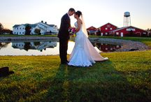 Country Charm Wedding / Here in Shipshewana we love the simplicity and beauty of a country wedding. Fresh air and a painted sunset creates the perfect mood and backdrop for an evening everybody will remember.