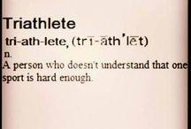 Triathlon / Swim..Bike..Run..
