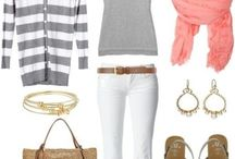 Spring outfits / In between weather / by Amy Blair