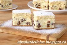 Placinta cu brânza dulce și stafide