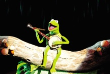 Kermit the Frog / Kermit...a childlike frog that just wants to have fun