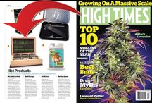 HIGH TIMES, DOPE + other media