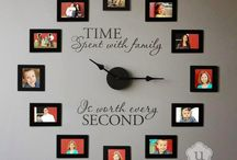 Time Spent with Family Clock Featured on How Does She blog!