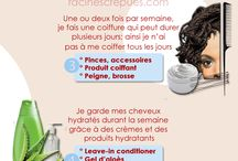 routine capillaire