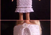 Doll clothing