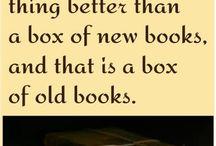 Cytaty o książkach i czytaniu / Najciekawsze cytaty o książkach, czytaniu, bibliotekach...