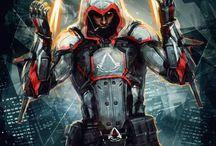 assassin's creed 3 finishing moves