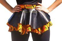 Peplum belts
